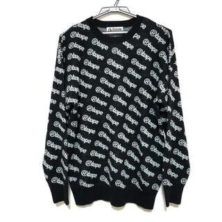 アベイシングエイプ(A BATHING APE)のア ベイシング エイプ 長袖セーター メンズ(ニット/セーター)