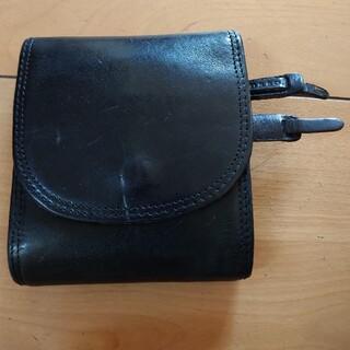 コルボ(Corbo)のCORBO三つ折りレザー財布(折り財布)