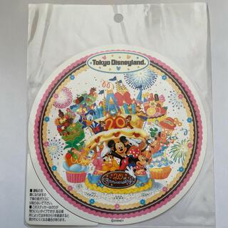 ディズニー(Disney)のディズニーランド 20周年 両面ステッカー(シール)