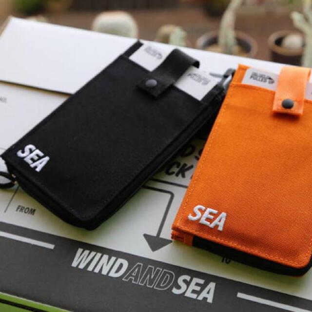 SEA(シー)のWIND AND SEA   WDS x WEEKEND(ER)  メンズのファッション小物(折り財布)の商品写真