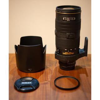 Nikon - 【美品】Nikon AF-S Nikkor 80-200mm f2.8