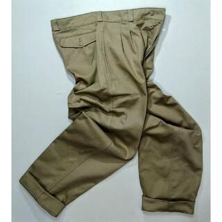 Euro Chinos pants From France M52 22(戦闘服)