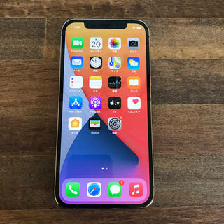 Apple - iphone12 pro 128GB ゴールド simフリー