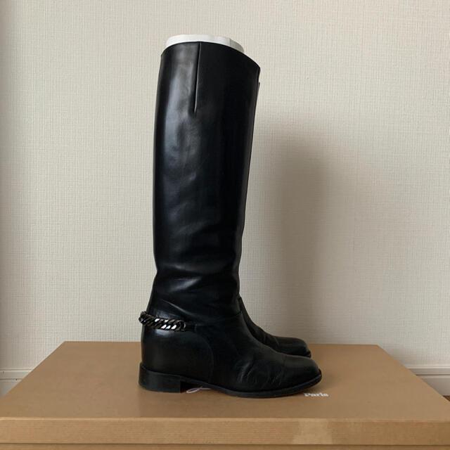 Christian Louboutin(クリスチャンルブタン)のお値下げ 美品 クリスチャンルブタン ブーツ レディースの靴/シューズ(ブーツ)の商品写真