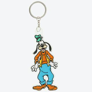 Disney - ディズニーランド グッフィー キーチェーン