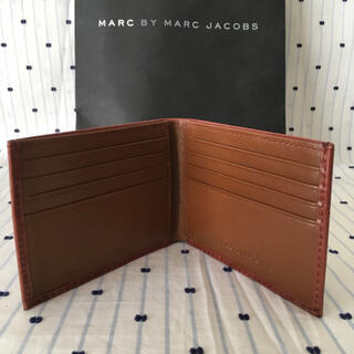 MARC BY MARC JACOBS - MARCJACOBS マークジェイコブス海外限定 クラックレザーウォレット 財布