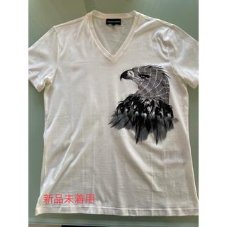 エンポリオアルマーニ(Emporio Armani)の(新品)エンポリオ・アルマーニ Tシャツ(Tシャツ/カットソー(半袖/袖なし))