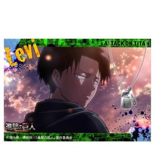 進撃の巨人 キャラアクセサリー リヴァイ(アニメ/ゲーム)