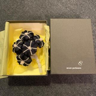 mina perhonen - ミナペルホネン ブローチ 美品