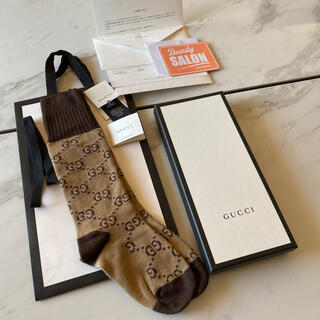 Gucci - 正規品 GUCCI  グッチ ソックス 靴下