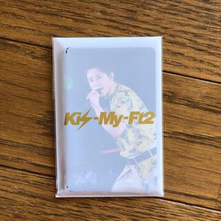 キスマイフットツー(Kis-My-Ft2)のキスマイ To-y2特典フォトカード(アイドルグッズ)