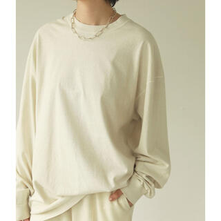 TODAYFUL - TODAYFUL Flatseam Long T-Shirts