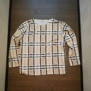 BURBERRY風の服