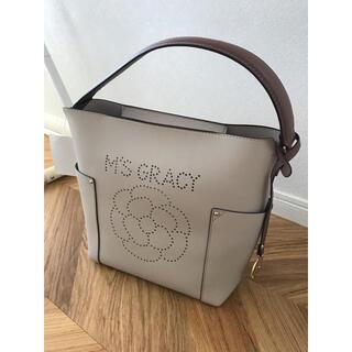 M'S GRACY - エムズグレイシー カメリアバッグ
