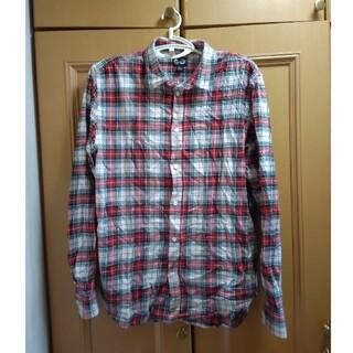 チープマンデー(CHEAP MONDAY)のCHEAP MONDAY チェックシャツ(シャツ)