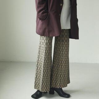 TODAYFUL - 新品未使用TODAYFUL Pattern Knit Leggings