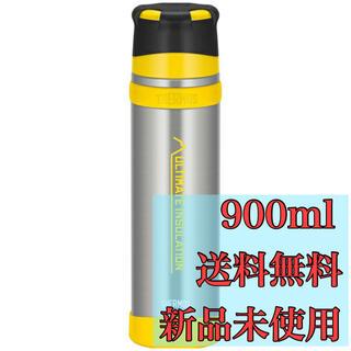 サーモス(THERMOS)のTHERMOS(サーモス) 山専ステンレスボトル 黄色 900ml(登山用品)