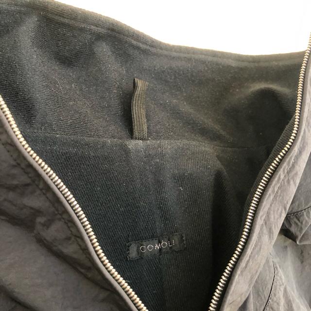 COMOLI(コモリ)のcomoli 19aw アノラックセットアップ メンズのジャケット/アウター(ナイロンジャケット)の商品写真