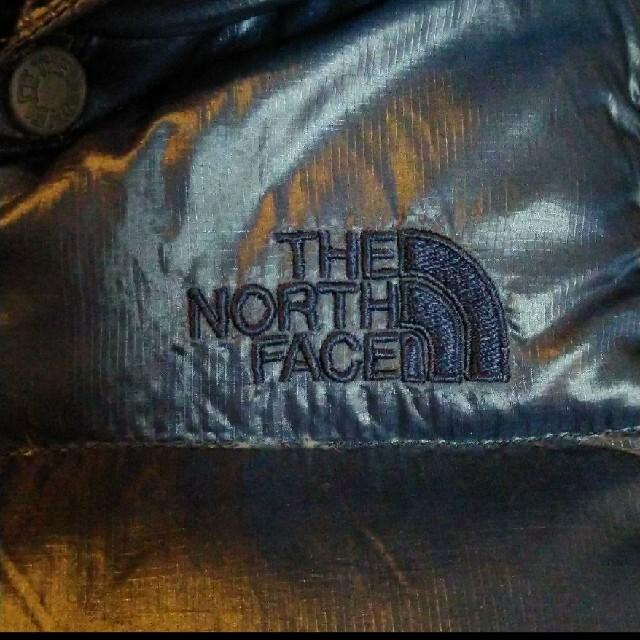 THE NORTH FACE(ザノースフェイス)の只今セール中です!!ノースフェイス ロング ダウン♡ キッズ 100サイズ キッズ/ベビー/マタニティのキッズ服女の子用(90cm~)(コート)の商品写真