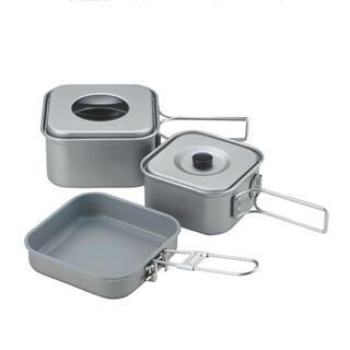 ユニフレーム(UNIFLAME)のユニフレーム 山クッカー(調理器具)