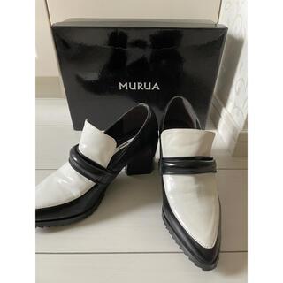 ムルーア(MURUA)のムルーア ローファー パンプス(ローファー/革靴)