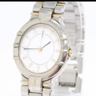 Saint Laurent - イヴサンローラン463ホワイトローマンボーイズ腕時計