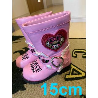 アースマジック(EARTHMAGIC)のEarthMagic ブーツ 15cm(ブーツ)