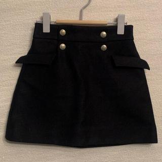Bonpoint - bonpoint ネイビー スカート 6y