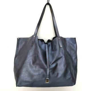 ティファニー(Tiffany & Co.)のティファニー トートバッグ - ブルー(トートバッグ)