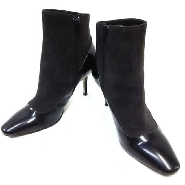 PELLICO(ペリーコ)のペリーコ ショートブーツ 37 レディース 黒 レディースの靴/シューズ(ブーツ)の商品写真