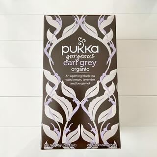 PUKKA オーガニック ゴージャス アールグレイ(茶)