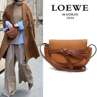 LOEWE - 新作!LOEWE Gate mini leather shoulder バッグ