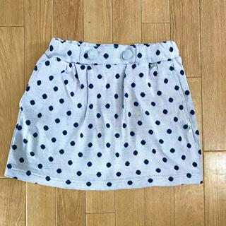 クミキョク(kumikyoku(組曲))のKUMIKYOKU 組曲 スカート サイズ120(スカート)