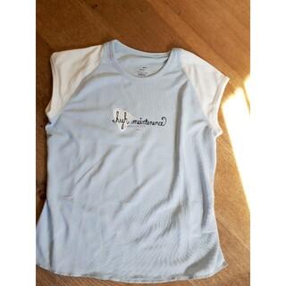 ナイキ(NIKE)のNIKE  fitness  wear(Tシャツ(半袖/袖なし))