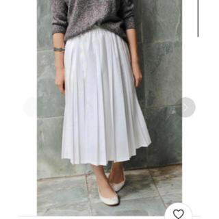 IENA - Iena 水色 プリーツスカート
