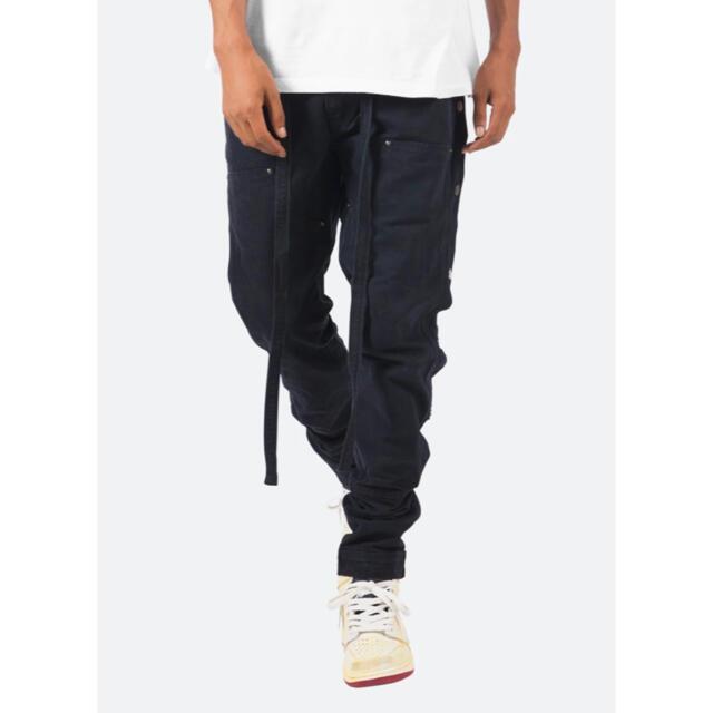 FEAR OF GOD(フィアオブゴッド)のmnml / SNAP WESTERN PANTS ブラック 32インチ メンズのパンツ(ワークパンツ/カーゴパンツ)の商品写真