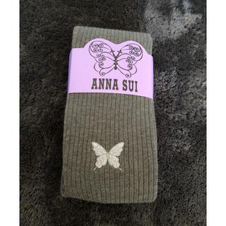 ANNA SUI - 新品✳︎アナスイ リブタイツ M-Lサイズ