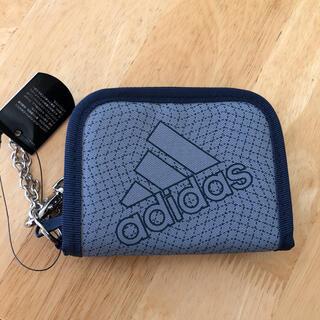 アディダス(adidas)の新品未使用 アディダス ウォレット財布メンズ二つ折り男の子メンズ(折り財布)