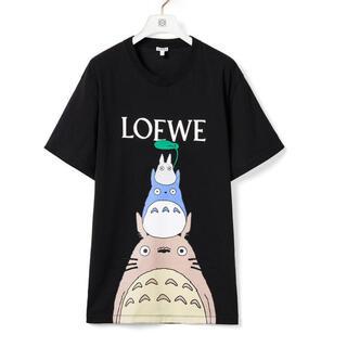 ロエベ(LOEWE)の紗栄子さん着用Loeweロエベ となりのトトロ Tシャツ XSサイズ(Tシャツ(半袖/袖なし))