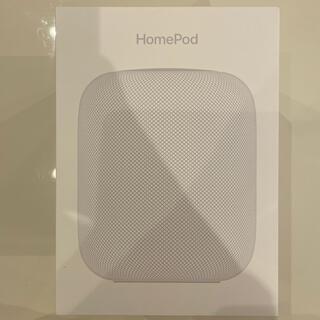 アップル(Apple)の*専用ページ 新品Apple HomePod ホワイト  MQHV2J*(スピーカー)