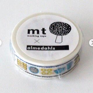 アルメダールス(Almedahls)の【mt × almedahls 生産完了品】カフェの時間 マステ カモイ(テープ/マスキングテープ)