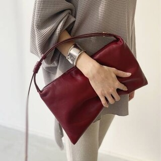 L'Appartement DEUXIEME CLASSE - 【SIMON MILLER/サイモン ミラー】Leather Bag M