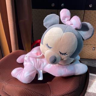 ディズニー(Disney)のいっしょにねんね すやすやメロディ ベビーミニー(ぬいぐるみ/人形)