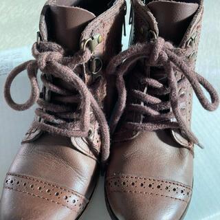 ザラキッズ(ZARA KIDS)のZARA 33 (20.9cm)ブーツ(ブーツ)
