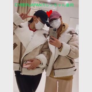 ロイヤルパーティー(ROYAL PARTY)の♡ ROYAL  PARTY ♡ボアボリュームジャケット!(テーラードジャケット)