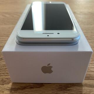 iPhone - iPhone8 64GB SIMフリー Apple Careあり Silver
