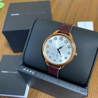マークバイマークジェイコブス(MARC BY MARC JACOBS)のマークジェイコブス 時計 新品(腕時計)