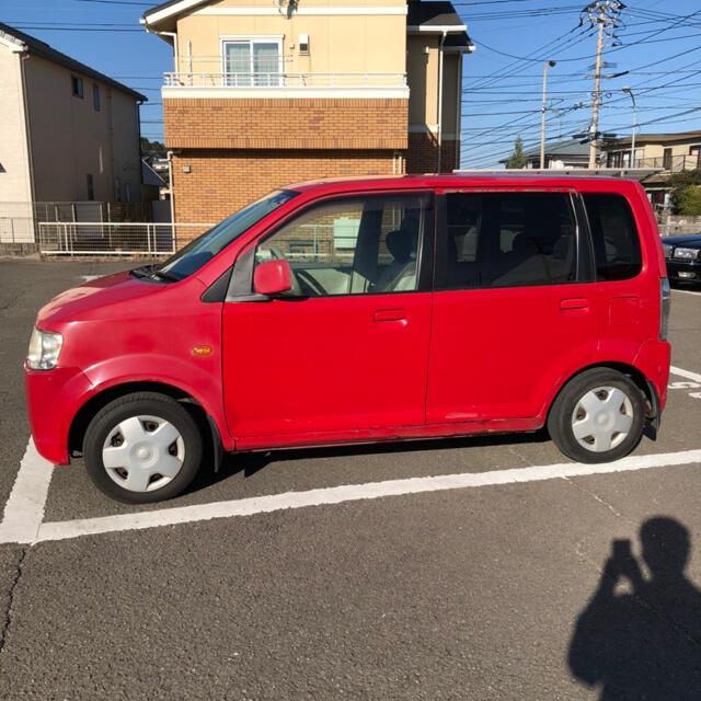 三菱(ミツビシ)の三菱 EKワゴン 車検21年4月末まで 自動車/バイクの自動車(車体)の商品写真