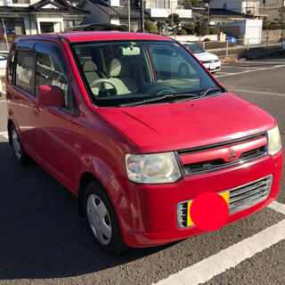 三菱 - 三菱 EKワゴン 車検21年4月末まで