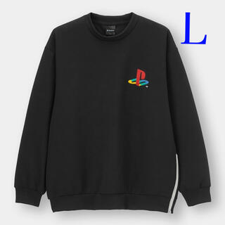 GU - PlayStation GU トレーナー スウェット Lサイズ ジーユー